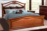 """Спальня из массива ольхи """"Маргаритта"""""""