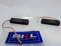 Щётки мотора 5-13,5-36 двухслойные SKL
