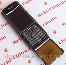 Телефон Vertu Ferrari F510 на 2 сим , фото 2