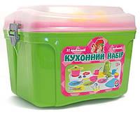 Детский кухонный набор 8