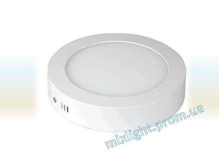 Светодиодный светильник 12W круг 4500K/6400К Z-light, фото 2