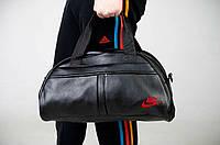Спортивная сумка Nike, сумка для спорта, кож.зам