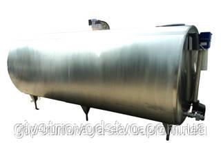 Охладитель молока 4000л б/у с новым холодильным агрегатом - ФОП Куринная Е.А. в Днепре
