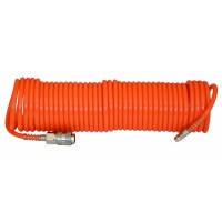 Спиральный шланг с быстродействующим соедин.Technics, 6х8, 10 м