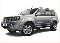 Ветровики  Nissan X-Trail 2001-2007