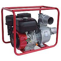 Мотопомпа для полугрязной воды WEIMA WMCGZ100-30E дизельная