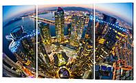 Модульная картина 238 Гонконг