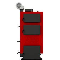 Экономичные котлы на твердом топливе длительного горения КТ-1Е 24 кВт