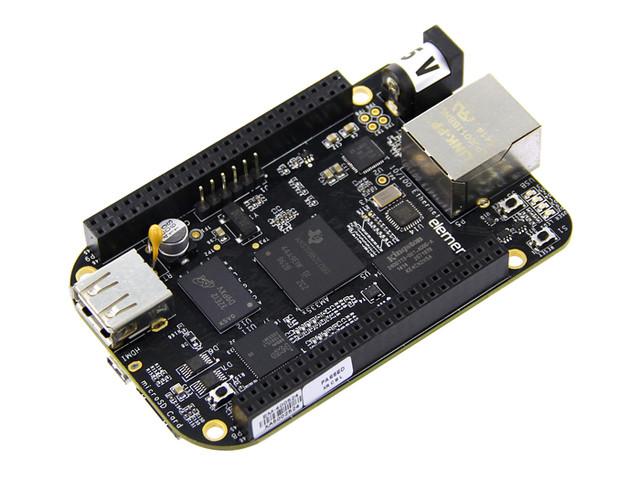 Міні-комп'ютерній комп'ютери BeagleBone