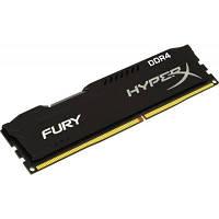 Модуль памяти DDR4 4GB 2133 MHz Fury Black Kingston (HX421C14FB/4)