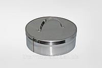 Заглушка к взрывному клапану ф350/420 нерж/оцинк 0.8мм