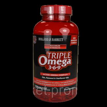 Витаминный комплекс Омега 3-6-9