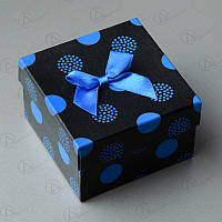 Подарочная коробка для часов Арт.gift10black-blue