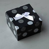 Подарочная коробка для часов Арт.gift10black-silver