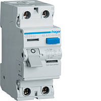 Hager CE240J ПЗВ 2x40 A, 100 mA, A, 2м