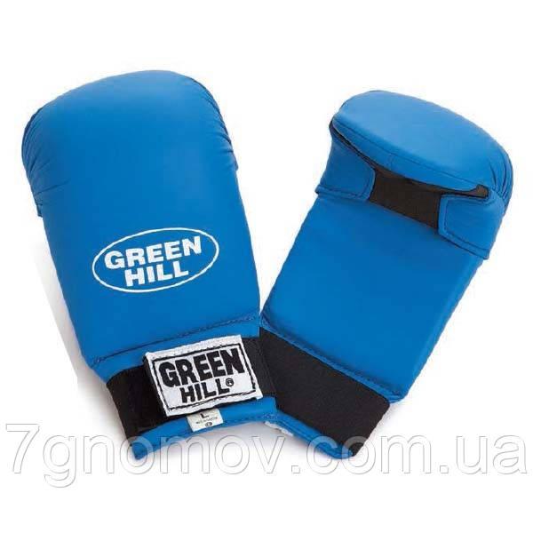 """Перчатки карате """"COBRA"""" Green Hill XL"""