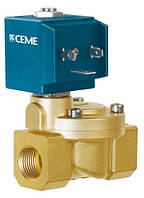 "Клапан электромагнитный CEME 8615 норм.-закр. 3/4"""