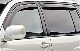 Ветровики  Nissan