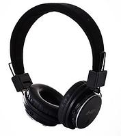 Беспроводные Bluetooth наушники с FM MP3 Q8-851s Black