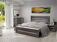 Кровать двухспальная Соломия