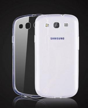 Силиконовый чехол для Samsung Galaxy S3, S3 duos