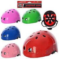 Детский защитный шлем ms 0823
