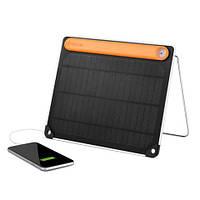 Солнечная панель с батареей 2200 mAh SolarPanel 5+ Biolite