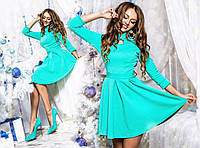 """Стильное молодежное платье мини """" Ромбик """" Dress Code"""