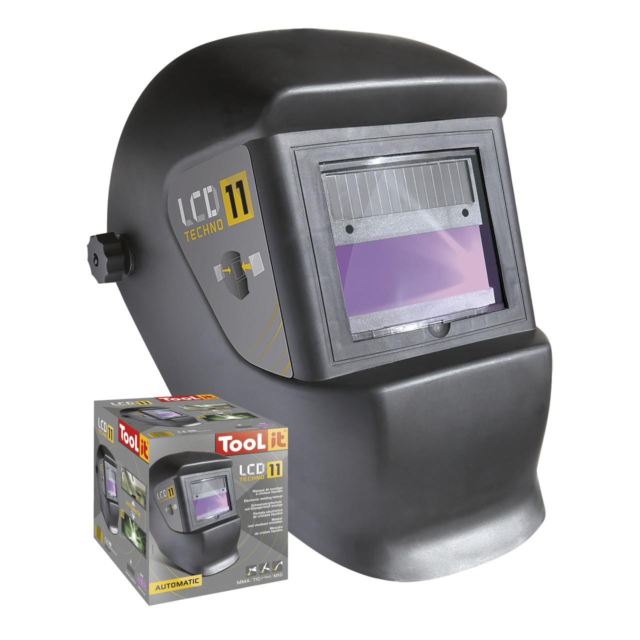 Сварочная маска хамелеон GYS LCD Techno 11