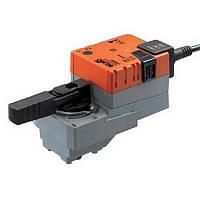 SR24A-S, SR230A-S Электропривода для регулирующих и откр./закр. шаровых клапанов с концевиками DN 15-80