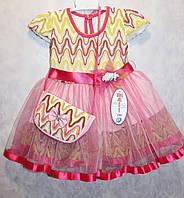 Платье нарядное с сумочкой 2,3,4 года