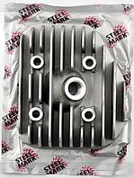 "Головка цилиндра Suzuki AD 72, 2T TB60, Suzuki RUN (диаметр 47 мм) ""STEEL MARK"""