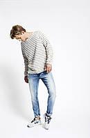 Мужские джинсы светлые стрейч Joy stretch от !Solid (Дания) в размере W34/L34