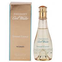 Davidoff Cool Water Sensual Essence 100мл туалетна вода для чоловіків (Мужская туалетная вода) (Реплика)