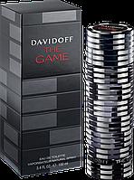 Davidoff The Game 100мл туалетна вода для чоловіків (Мужская туалетная вода)