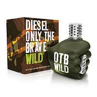 Diesel Only The Brave Wild  125мл туалетна вода для чоловіків (Мужская туалетная вода)