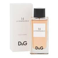 Dolce&Gabbana (D&G) 14 La Temperance 100 мл туалетна вода для чоловіків (Мужская туалетная вода)