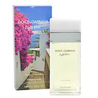 Dolce&Gabbana (D&G) Light Blue Escape to Panarea 100 мл туалетна вода для чоловіків (Мужская туалетная вода)