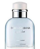 Dolce&Gabbana (D&G) Light Blue Living Stromboli туалетная вода Men 125ml new туалетна вода для чоловіків (Мужская туалетная вода)