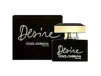 Dolce&Gabbana (D&G) The One Desire 75 мл туалетна вода для чоловіків (Мужская туалетная вода)