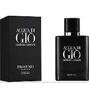 Giorgio Armani Acqua Di Gio Black 100ml туалетна вода для чоловіків (Мужская туалетная вода)