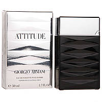 Giorgio Armani Attitude 50ml туалетна вода для чоловіків (Мужская туалетная вода) (Реплика)