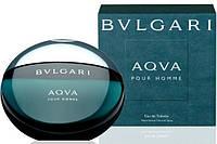 Bvlgari Aqva Pour Homme 100 мл туалетна вода для чоловіків (Мужская туалетная вода) (Реплика)