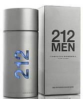 Carolina Herrera 212 MEN 100 мл туалетна вода для чоловіків (Мужская туалетная вода) (Реплика)