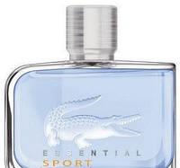 Lacoste Essential Sport Blue Men 125 мл туалетна вода для чоловіків (Мужская туалетная вода)