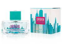Antonio Banderas Urban Seduction Blue for Women 100мл жіноча парфумована вода (женская парфюмерная вода)