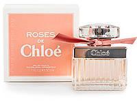 Chloe Roses De Chloe 75мл жіноча парфумована вода (женская парфюмерная вода) (Реплика)