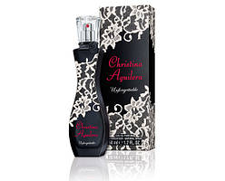 Christina Aguilera Unforgettable 75мл жіноча парфумована вода (женская парфюмерная вода) (Реплика)