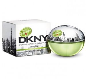 Donna Karan Be Delicious Heart New York Limited Edition 100мл жіноча парфумована вода (женская парфюмерная вода) (Реплика)
