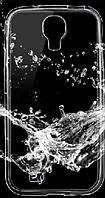 Силиконовый прозрачный чехол для Samsung Galaxy S4 i9500
